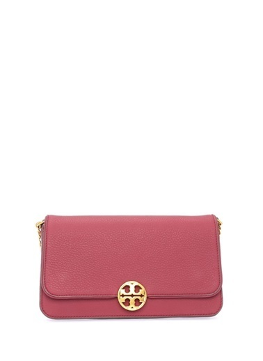 Tory Burch Clutch / El Çantası Bordo